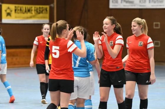 Futsal Masters Women's League 17/18 – 2. Spieltag in Baden