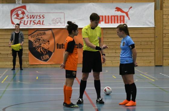 Futsal Masters Women's League 17/18 – 3. Spieltag in Bonstetten ZH